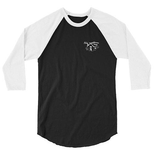 BHG 3/4 sleeve raglan shirt