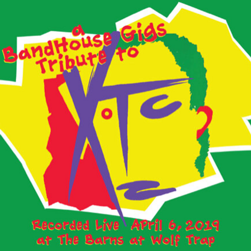 A BandHouse Gigs Tribute to XTC CD