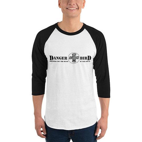 DB 3/4 sleeve raglan shirt