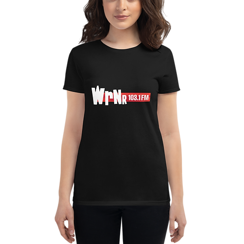 WRNR Women's short sleeve t-shirt
