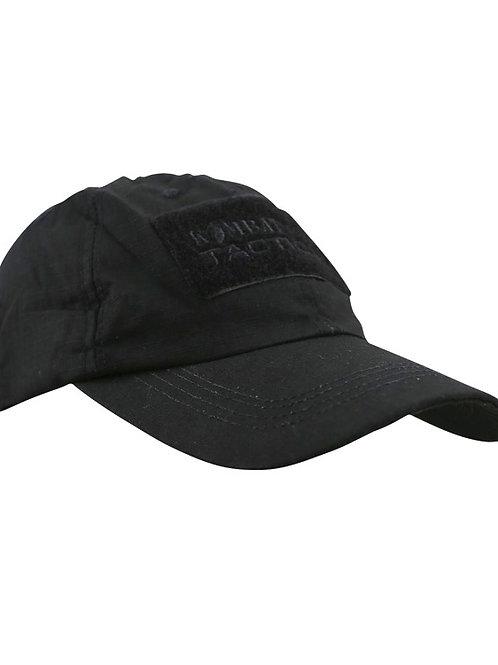 Operators Cap - Black (Tactical)