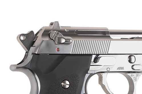TM M92F Pistol Replica - Chrome Stainless