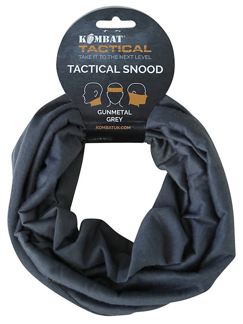 Tactical Snood - Gunmetal Grey