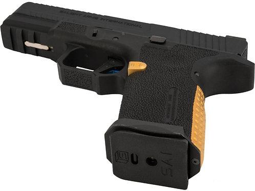 Salient Arms International by EMG BLU Gas Blowback Pistol (Compact - Black)