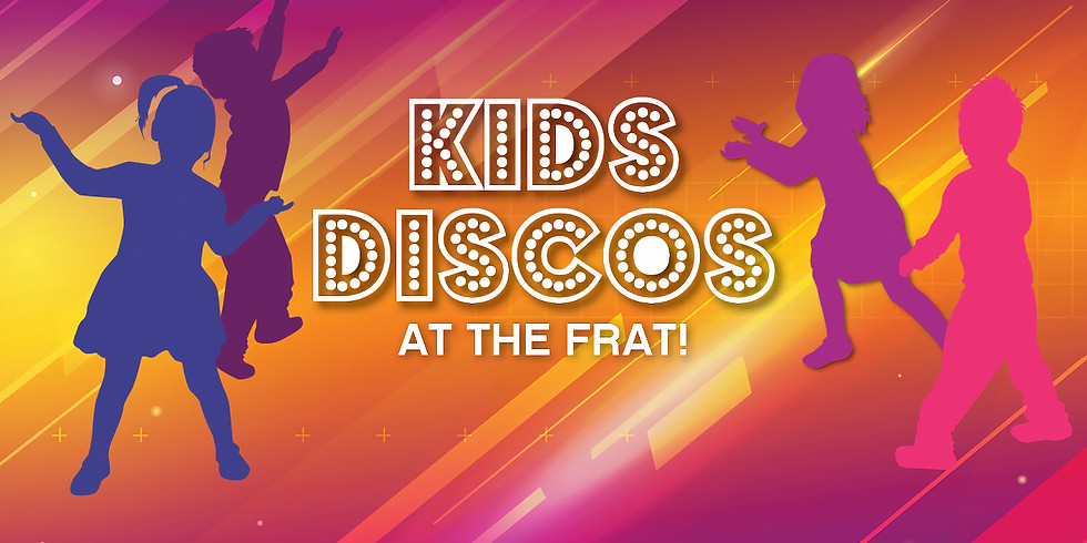 CANCELLED - Junior Groovers Day Disco & Karaoke - April 2020