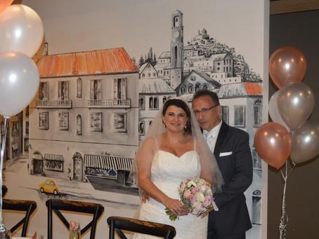 Il Bene's First Wedding