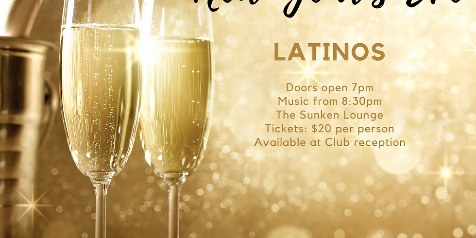 New Years Eve (The Sunken Lounge)