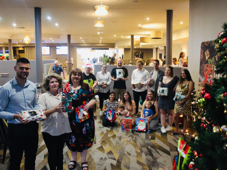 Good times and great presents for Southern Youth and Family Services