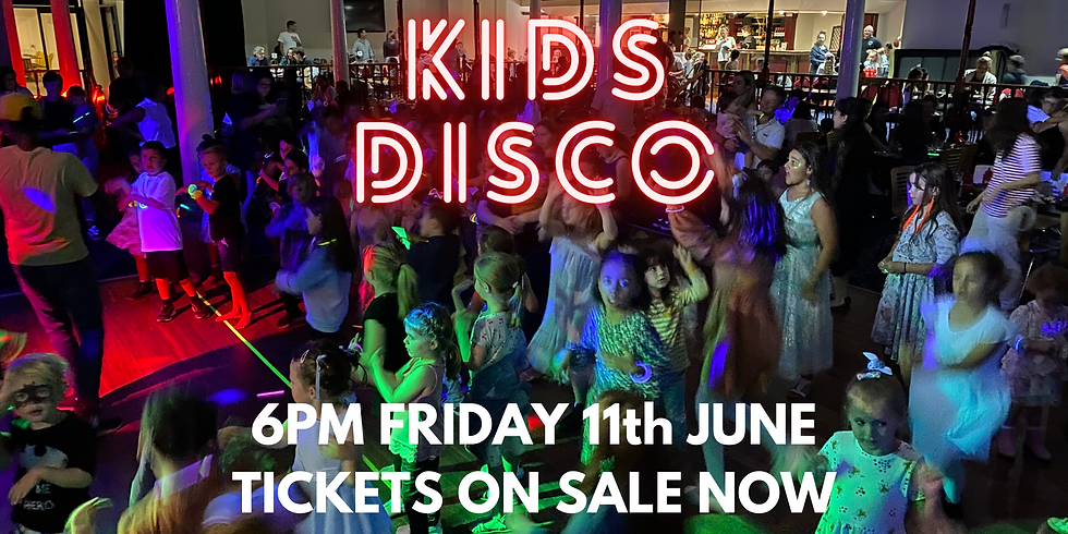 SOLD OUT! Kids Disco Snow Party