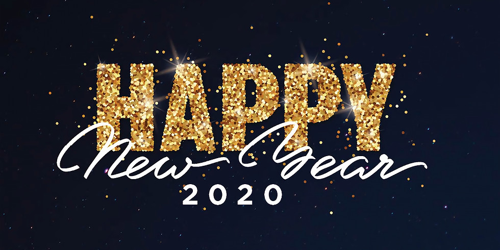 Happy New Year 2020 Party