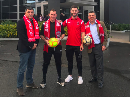 Wollongong Wolves' fans flock to The Fraternity Club