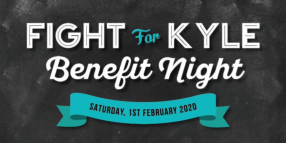 Fight for Kyle Benefit Night
