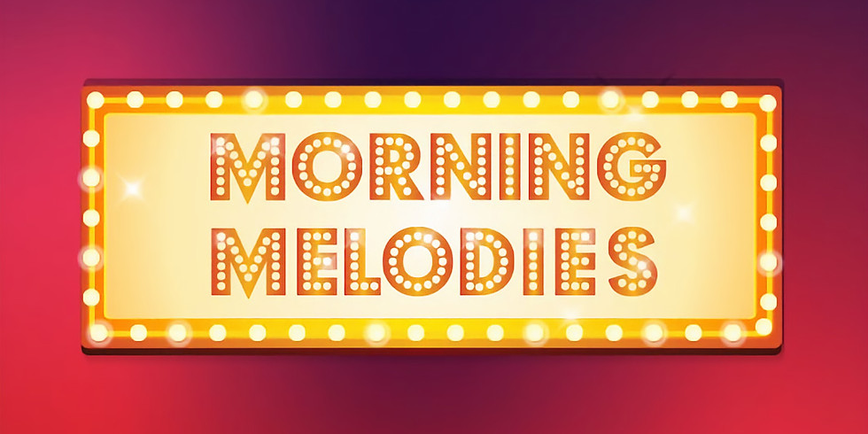 CANCELLED - Morning Melodies - Jody and The Executive