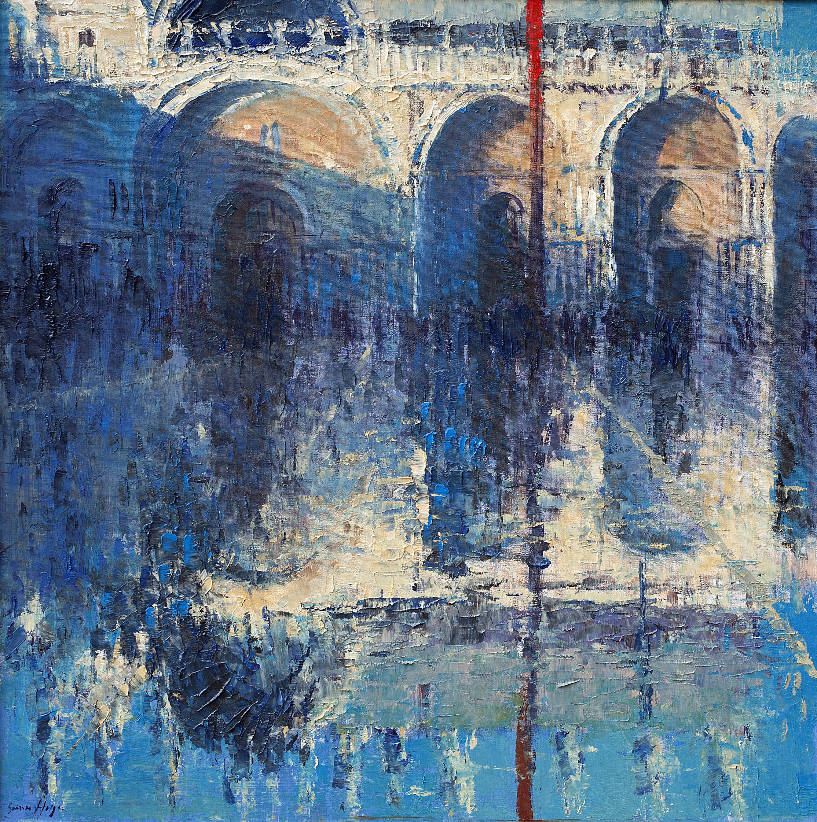Hodges, Simon_ Venetian reflections.jpg