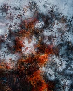 Ione Parkin RWA, Untitled, Oil on canvas