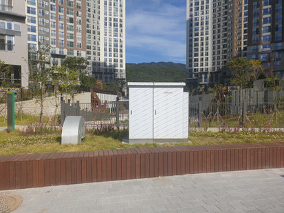 Homancheon Water Quality Improvement Project Nonpoint Pollution Reduction Facility ENC-PFV