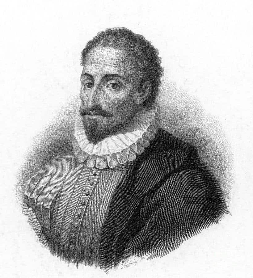 Мигель де Сервантес (1547¬¬–1616)