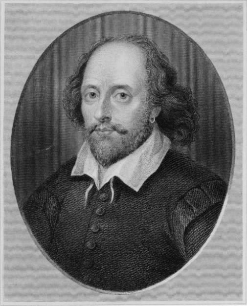 Уильям Шекспир (1564¬¬–1616)