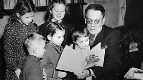 Мастер большой литературы для маленьких