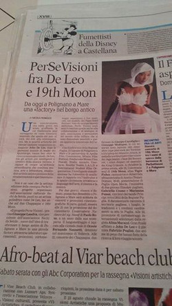 19th Moon - Bari Repubblica