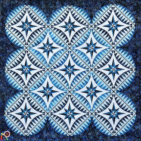Something Blue - Pattern