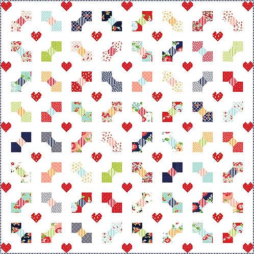 BOW TIE LOVE pattern- Bonnie & Camille