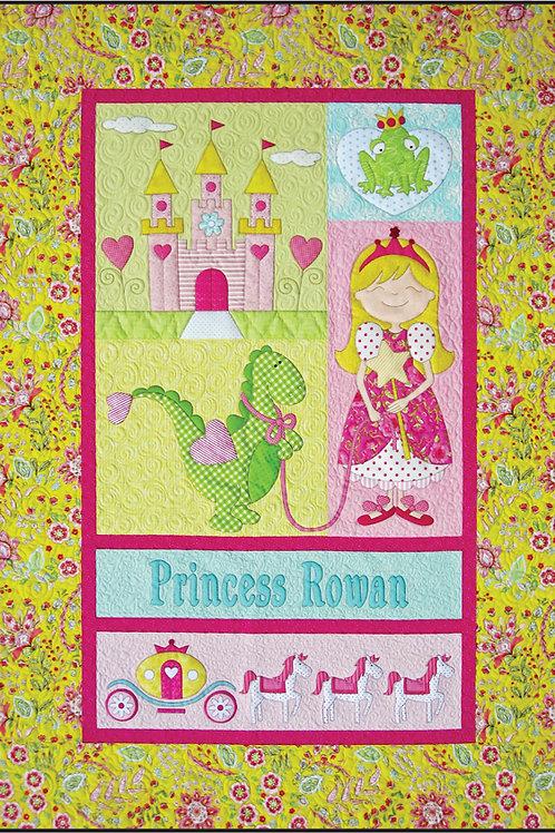 Princess Quilt - Amy Bradley Pattern
