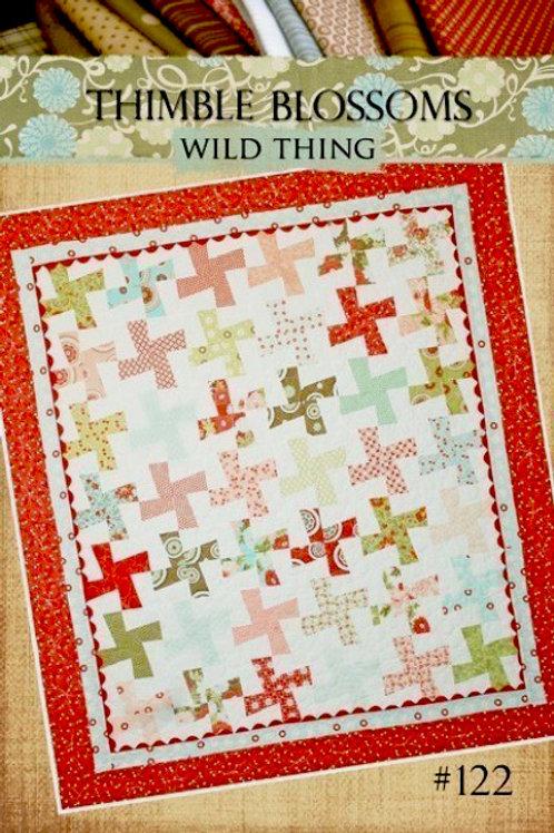 Wild Thing Pattern