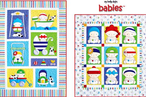 Babies - Amy Bradley Pattern