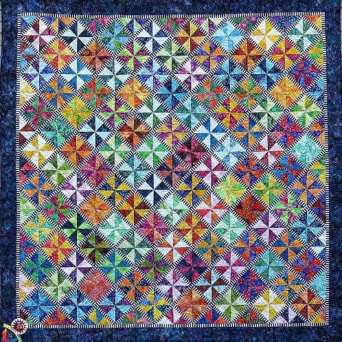 Carousel - Pattern by Jacqueline deJonge