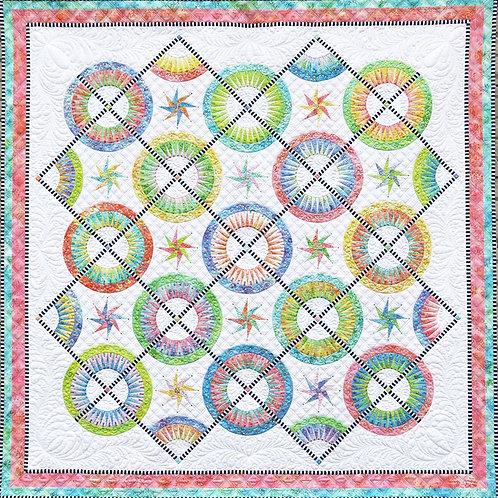 La Vie est Belle - Be Colourful Pattern
