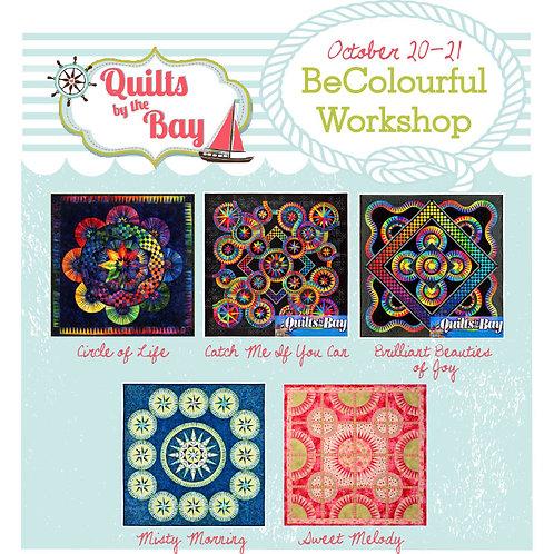 Workshop # 2 October 20th-21st Deposit