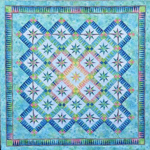 Summer Breeze - BeColourful Pattern