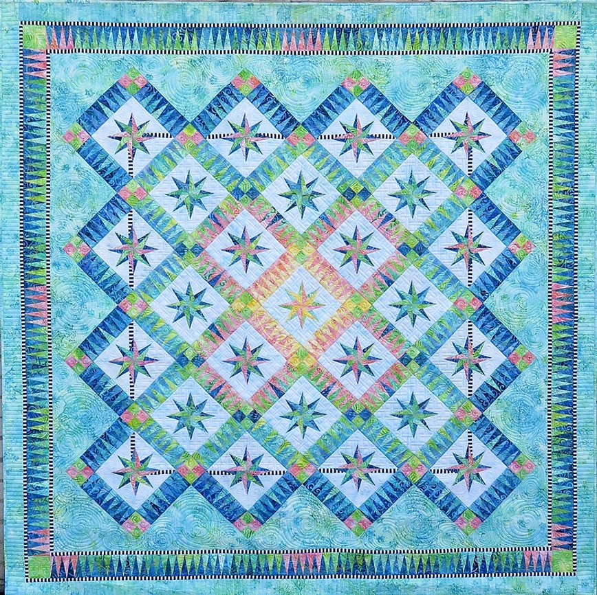 Quilt By The Bay & Animal Whimsy - Quilting By The Bay In Panama ... : quilts by the bay - Adamdwight.com