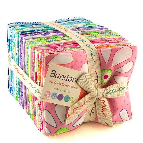 Bandana Fat Quarter Pack
