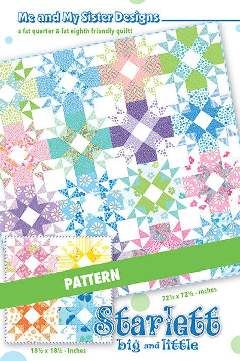 Starlett Pattern - Me & My Sister