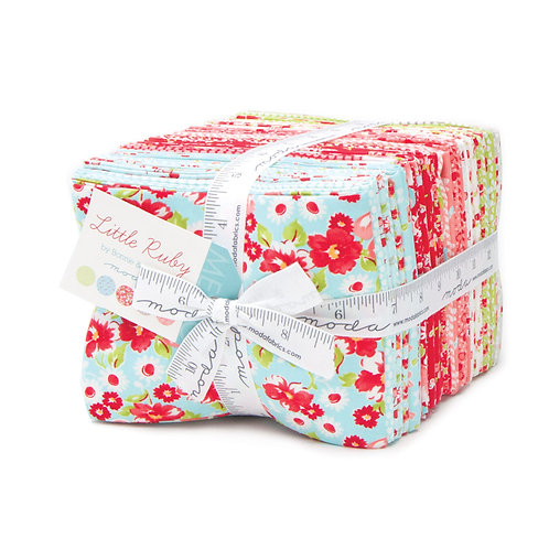 Little Ruby Fat Quarter Pack