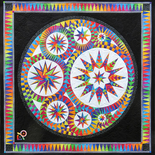 Infinity - BeColourful Quilt