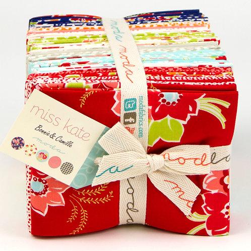 Miss Kate Fat Quarter Pack