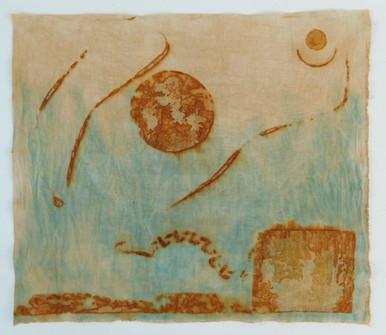 scorpion moon (tapestry v)