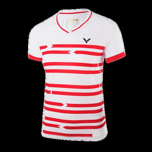 Victor T-shirt Female Denmark team