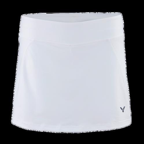 Victor Skirt Dark White