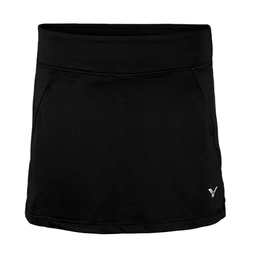 Victor Skirt Dark Black