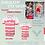 Thumbnail: Victor T-shirt Female Denmark team