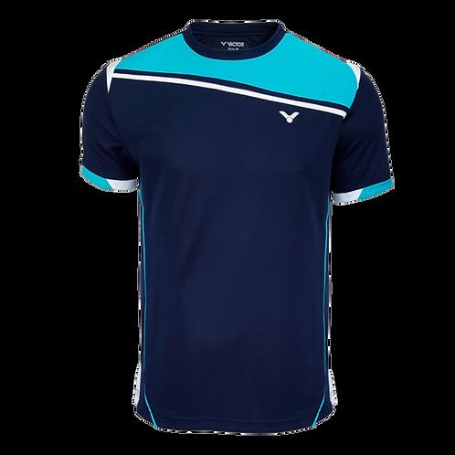Victor T-shirt Unisex Blue