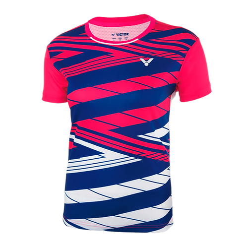 Victor T-shirt Female Korea team