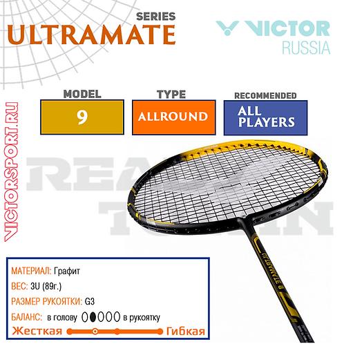 Victor Ultramate 9