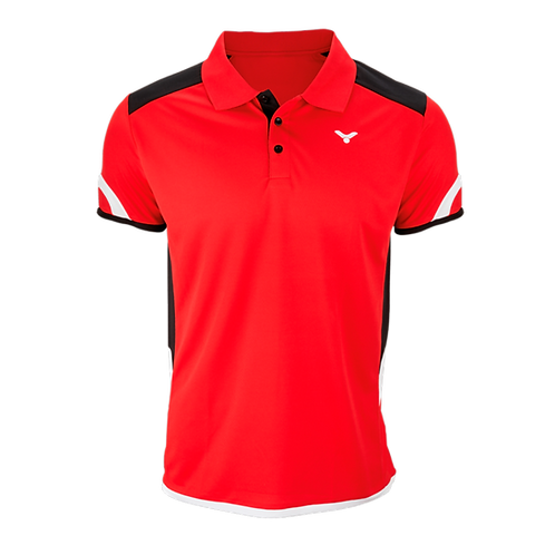 Victor Polo Unisex Red