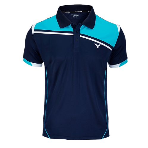 Victor Polo Unisex Blue