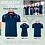 Thumbnail: Victor T-shirt Unisex Coral